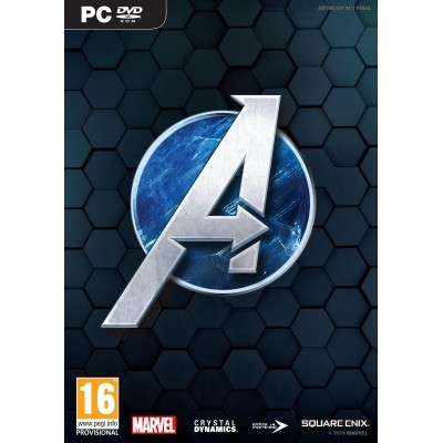 PC - Marvel´s Avengers