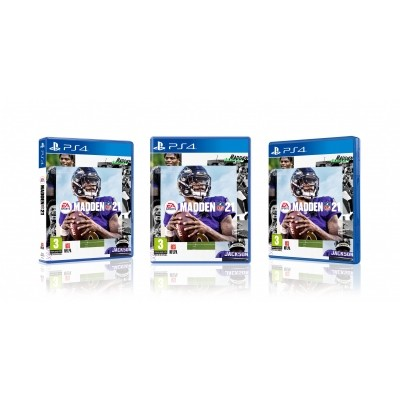 PS4 - Madden NFL 21