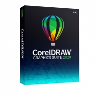 CorelDRAW Graphics Suite 2020 Mac (box) CZ