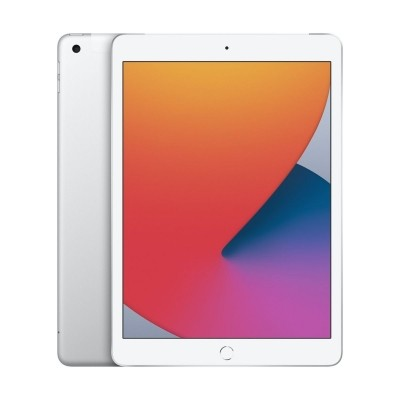 iPad Wi-Fi+Cell 128GB - Silver