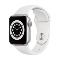 Watch S6, 44mm, Silver/White SportB / SK / SK