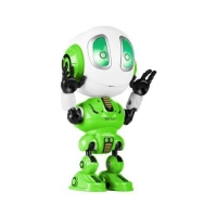 Interaktivní hračka Robot REBEL VOICE GREEN