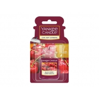 Vůně do auta Yankee Candle Black Cherry