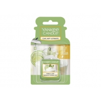 Vůně do auta Yankee Candle Vanilla Lime