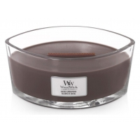 Vonná svíčka WoodWick Hearthwick, 453,6 g -  Sueded Sandalwood