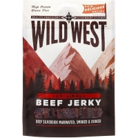 Wild West Beef Jerky Original 25 g