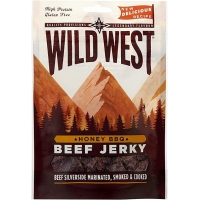 Wild West Honey BBQ Beef Jerky 25 g