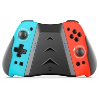 iPega SW006 Wireless Switch Gamepad Joycon vč. Multi Grip pro N-Switch