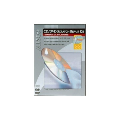Allsop CD/DVD Scratch repair kit