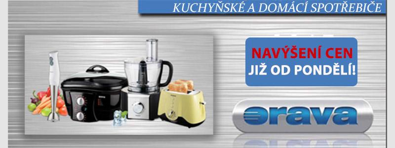 Kuchyňské a domácí spotřebiče