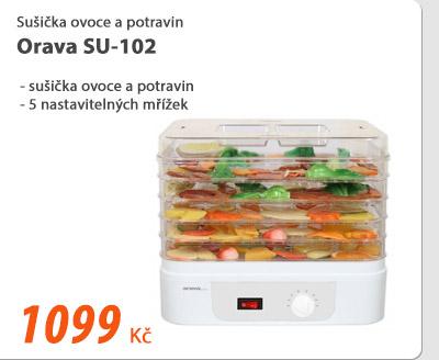 Orava SU-102 Sušička ovoce a potravin