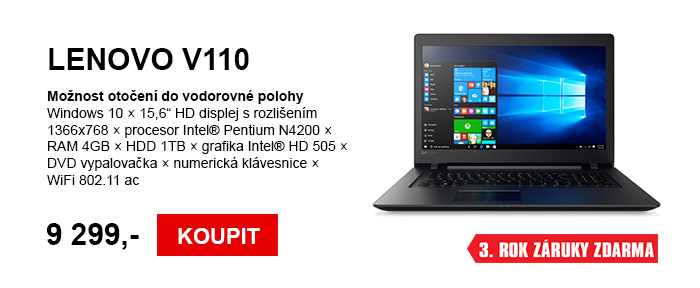 Notebook Lenovo V110