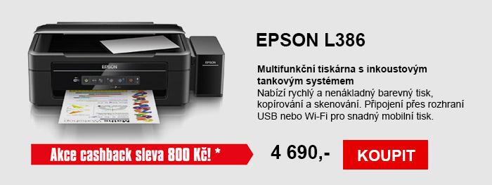 Tiskárna Epson L386