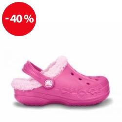 86794c25e03 Až - 40 % na boty Crocs! Startujeme zimní výprodej