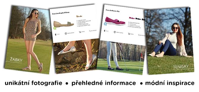 jarní a letní Crocs katalog