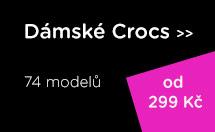 Dámské boty Crocs ve výprodeji!