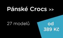 Pánská obuv Crocs ve výprodeji!