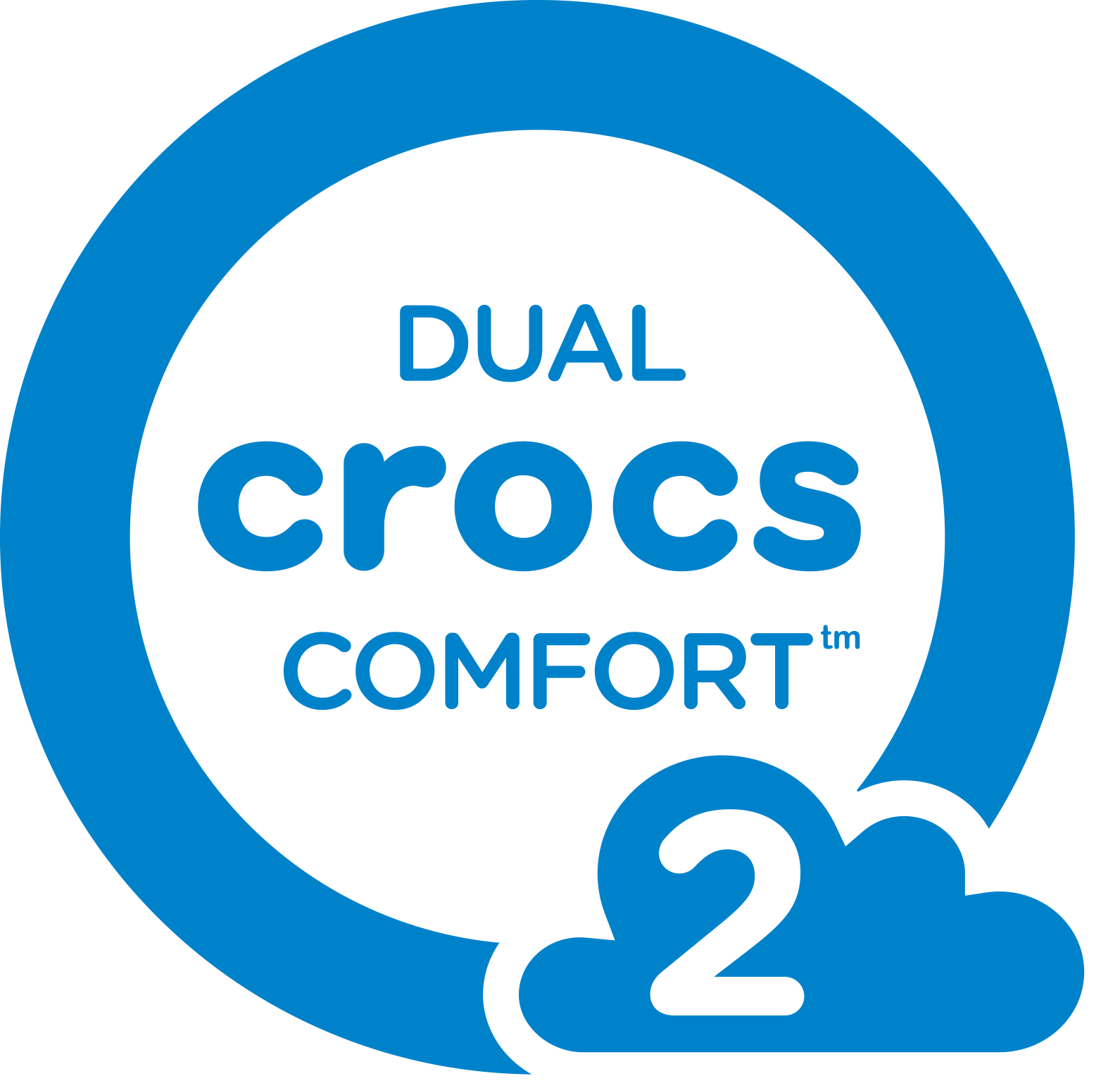 Dual Crocs Comfort s obuví Crocs Lodge Point Lace Boot Nylon