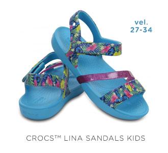 Crocs Lina Sandals Kids