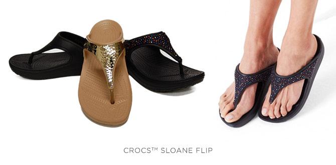 Crocs Sloane Flip