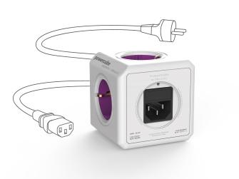 Univerzální cestovní rozbočovač (rozbočka) PowerCube ReWirable