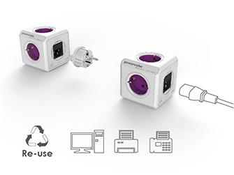 Cestovní rozbočovač (rozbočka) PowerCube ReWirable