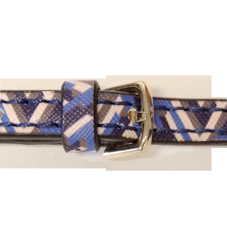 Crossbody kabelka Guess G Cube Bag Blue s možností nastavení délky
