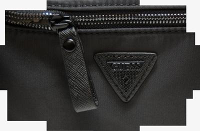 Pánská taška Guess Shoulder Bag Black s originálním logem Guess