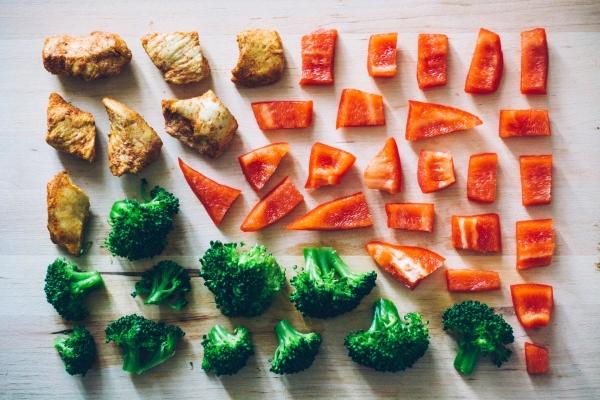 Keramické nože Kyocera neničí vitamíny ani nezanechavájí pachuť