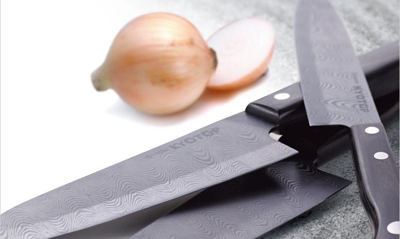 Profesionální keramický nůž Kyocera Kyotop pro práci v kuchyni