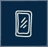 Ochranné tvrzené sklo Fixed - 100% průhlednost
