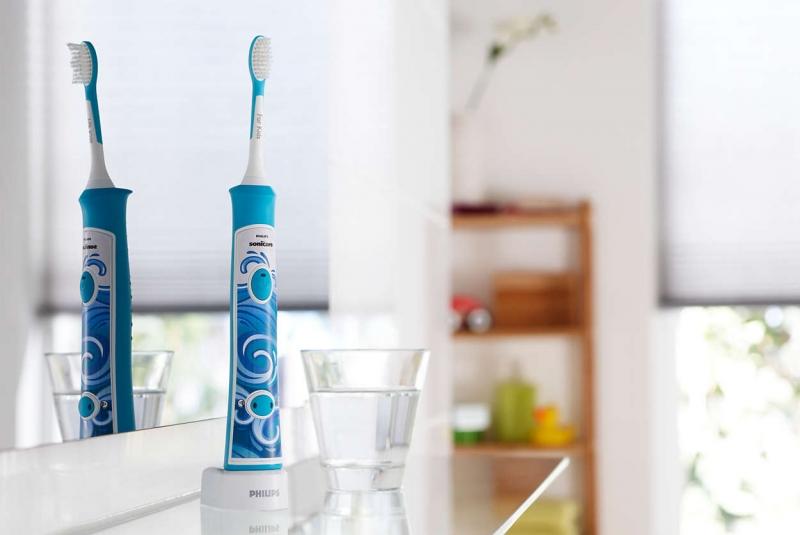 Elektrický zubní kartáček pro děti Philips Sonicare For Kids