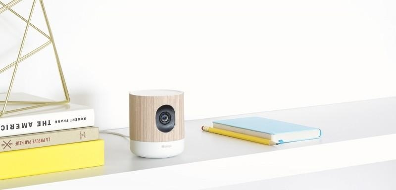 Chytrá videokamera Withings Home - Lifestyle