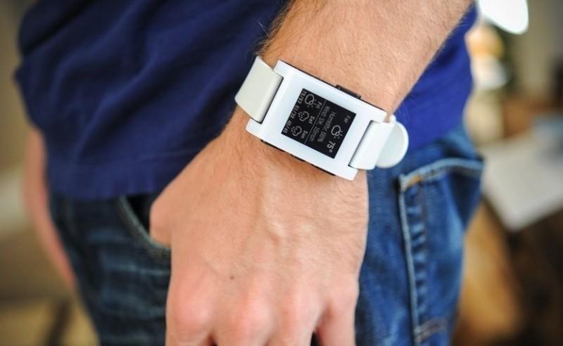Chytré hodinky Pebble Smartwatch