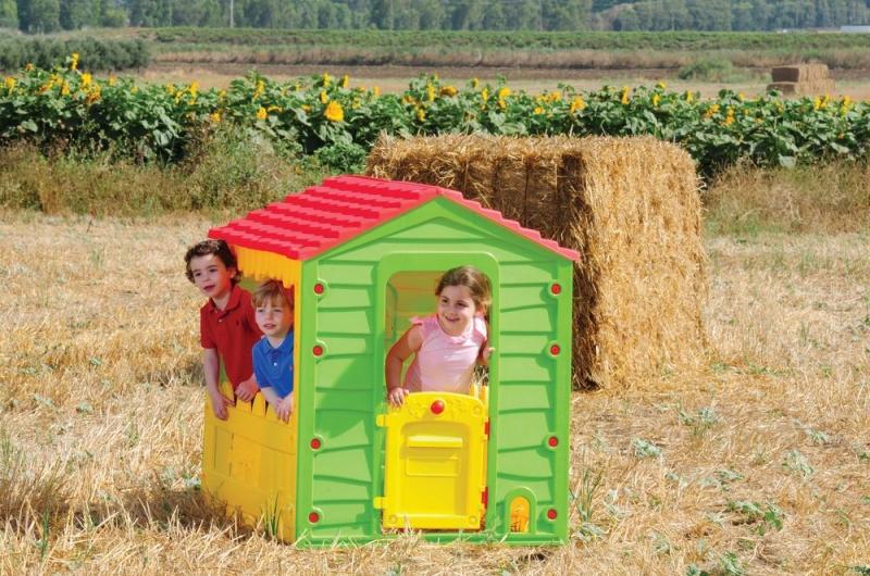 Zahradní domeček Buddy Toys Farm
