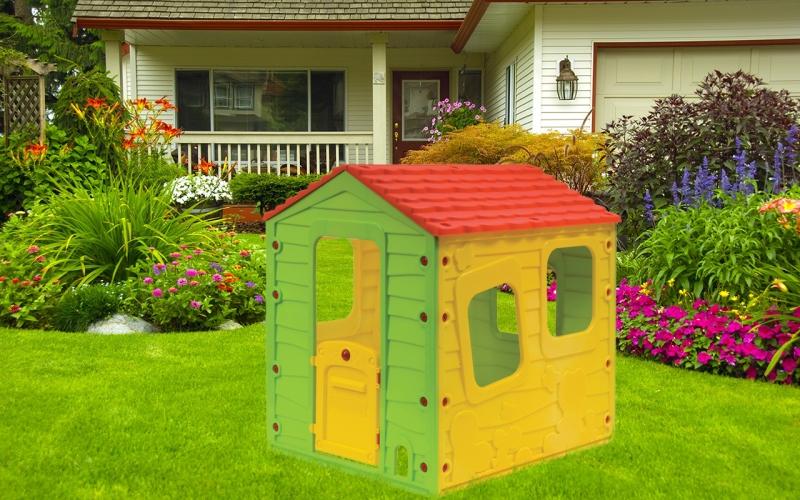 Zahradní domeček Buddy Toys Fun