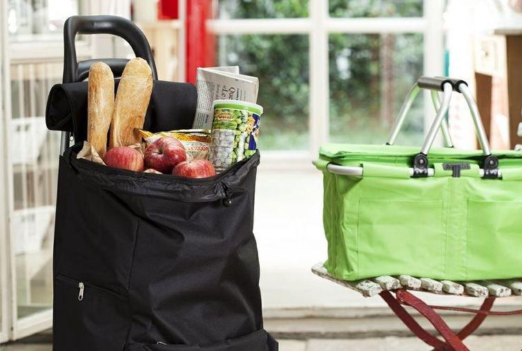 Nákupní taška na kolečkách Maxwell & Williams Handy Shopper
