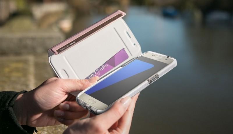 Ochranné pouzdro Tech21 Evo Wallet