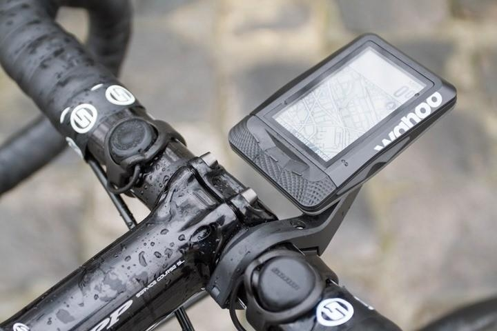 Cyklopočítač Wahoo ELEMNT GPS Bike Computer
