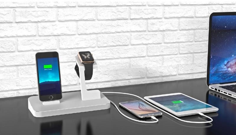 Napajecí stanice Xtorm XPD10 pro Apple Watch, iPad, iPod a iPhone