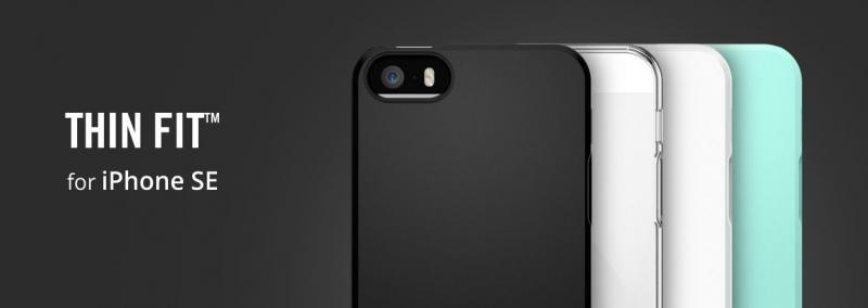 Ochranný kryt Spigen Thin Fit pro Apple iPhone SE / 5 / 5S