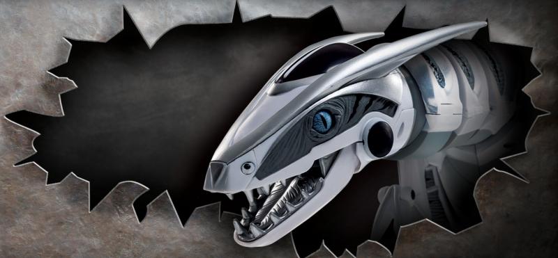 Robotický dinosaurus WowWee Roboraptor X