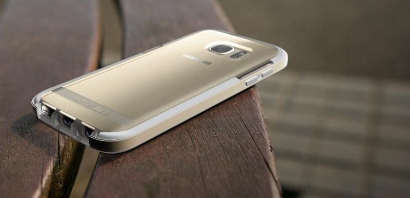 Zadní ochranný kryt Tech21 Evo Elite pro Samsung Galaxy S7