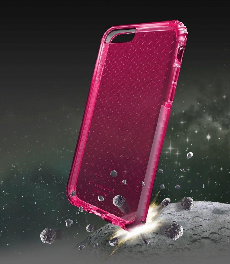 Nárazuvzdorný zadní kryt CellularLine Tetra Force Shock-Twist pro Apple iPhone 6/6S