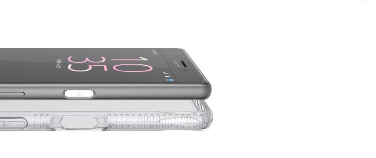 Zadní ochranný kryt Tech21 Impact Clear pro Sony Xperia X Performance