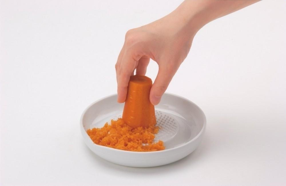 Keramické struhadlo Kyocera na sýr, ovoce, zeleninu nebo čokoládu