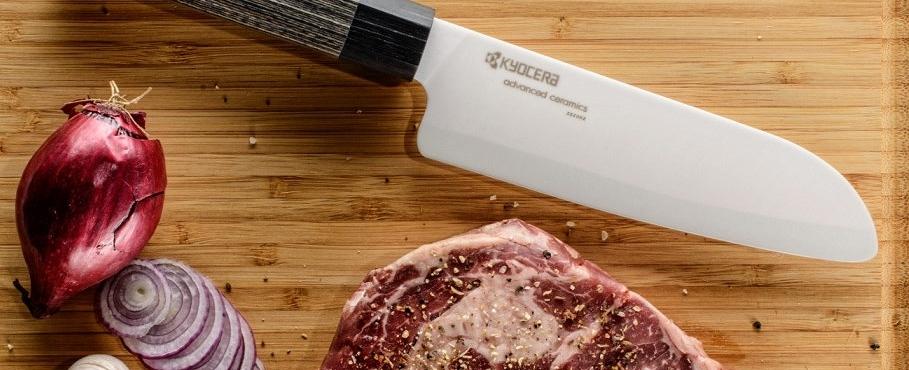 Kuchyňský keramický nůž Kyocera Fuji