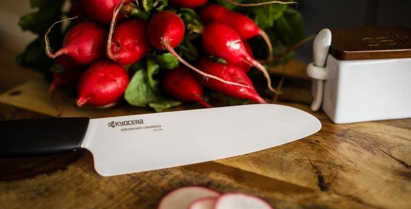 Univerzální keramický nůž šéfkuchaře FK-200