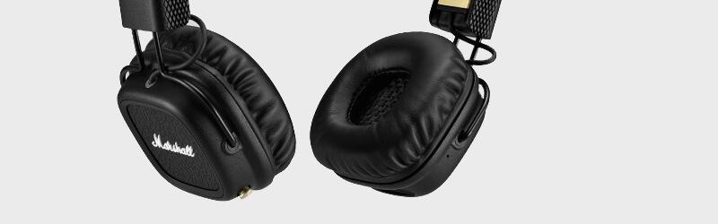 Bezdrátová sluchátka Major II Bluetooth s čistým zvukem