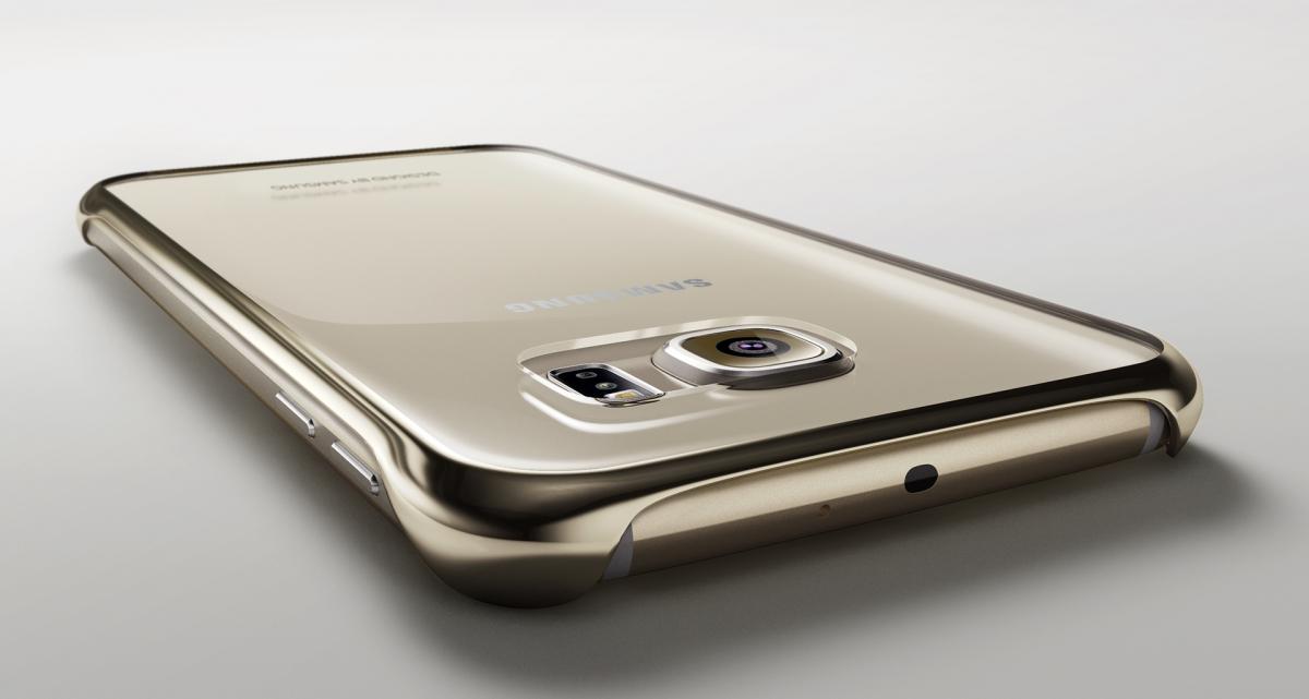 Stylový zadní kryt (silikonový obal) Samsung EF-QG920BSE ve skvělém designu